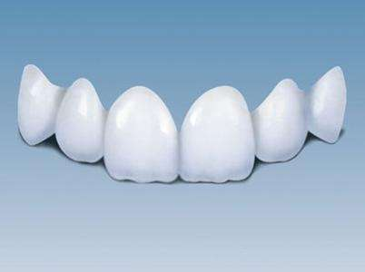 zirconia teeth