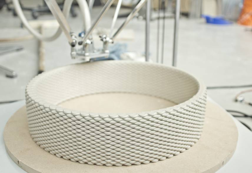 Introduction of Ceramic 3D Printing