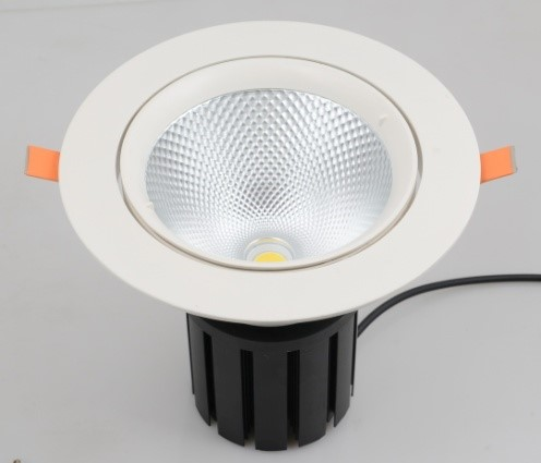 LED lights made of silicon carbide