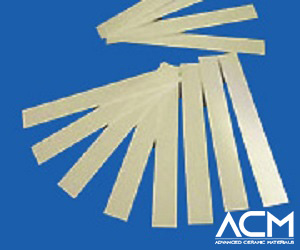 Pyrolytic Boron Nitride Strip