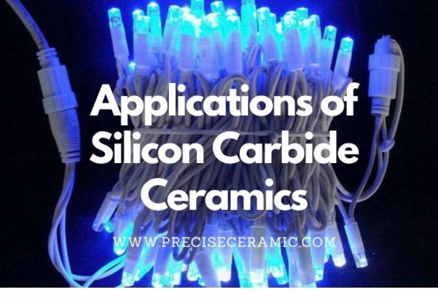 Applications of Silicon Carbide Ceramics in These 4 Industries