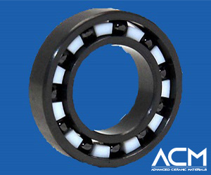 Silicon Nitride Bearings
