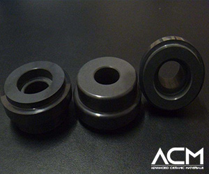 Silicon Nitride Forming Rollers
