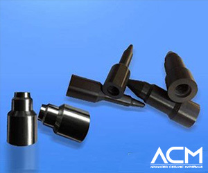 Silicon Nitride Nozzle and Covers