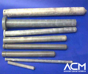 Silicon Nitride Protect Tubes for Thermocouples