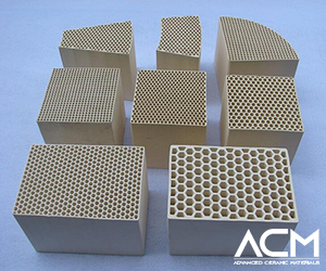 Alumina Ceramic Honeycomb