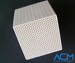 Mullite Ceramic Honeycomb